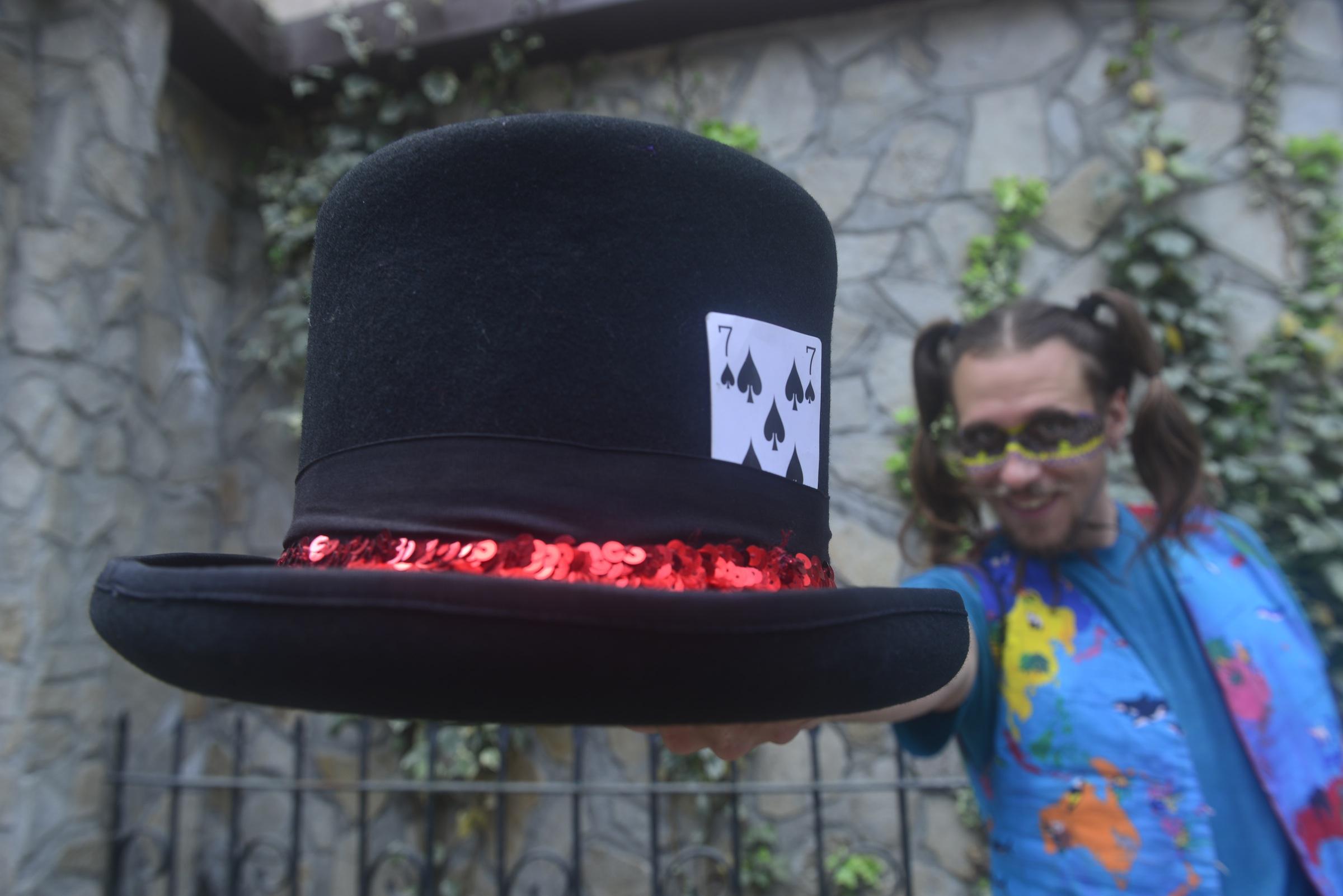 Spades Hat small